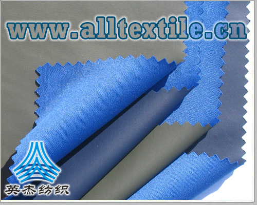 Four side projectile PU coated fabric